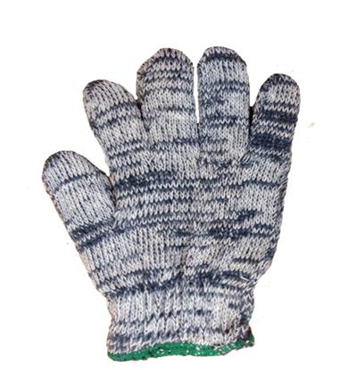 găng tay màu muối tiêu